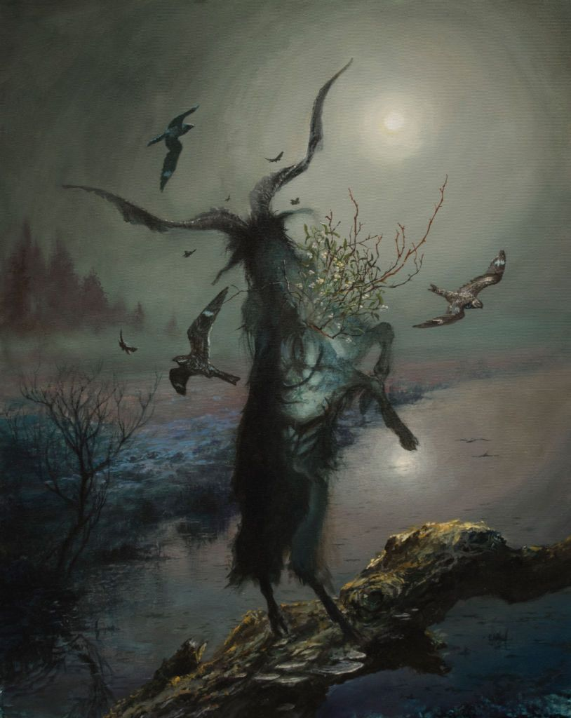Adam Burke - Goat of the Swamp