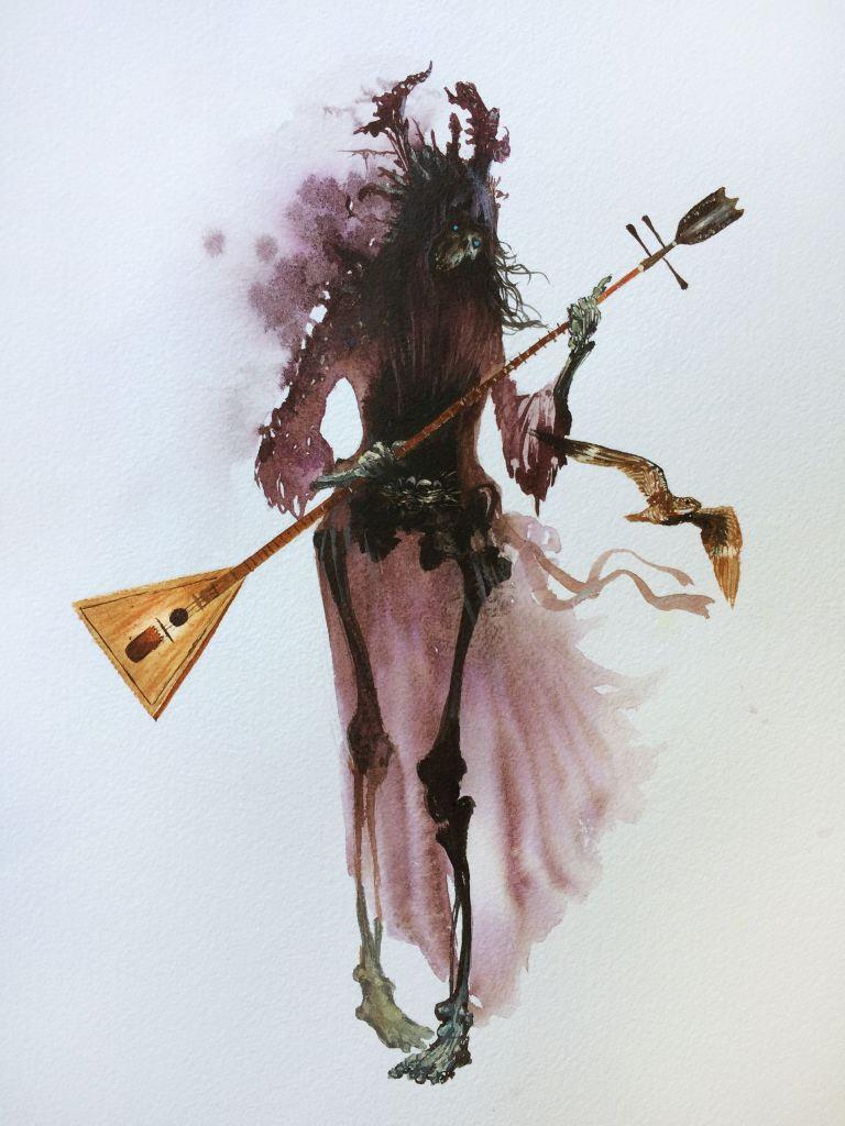 Adam Burke - Nightjar