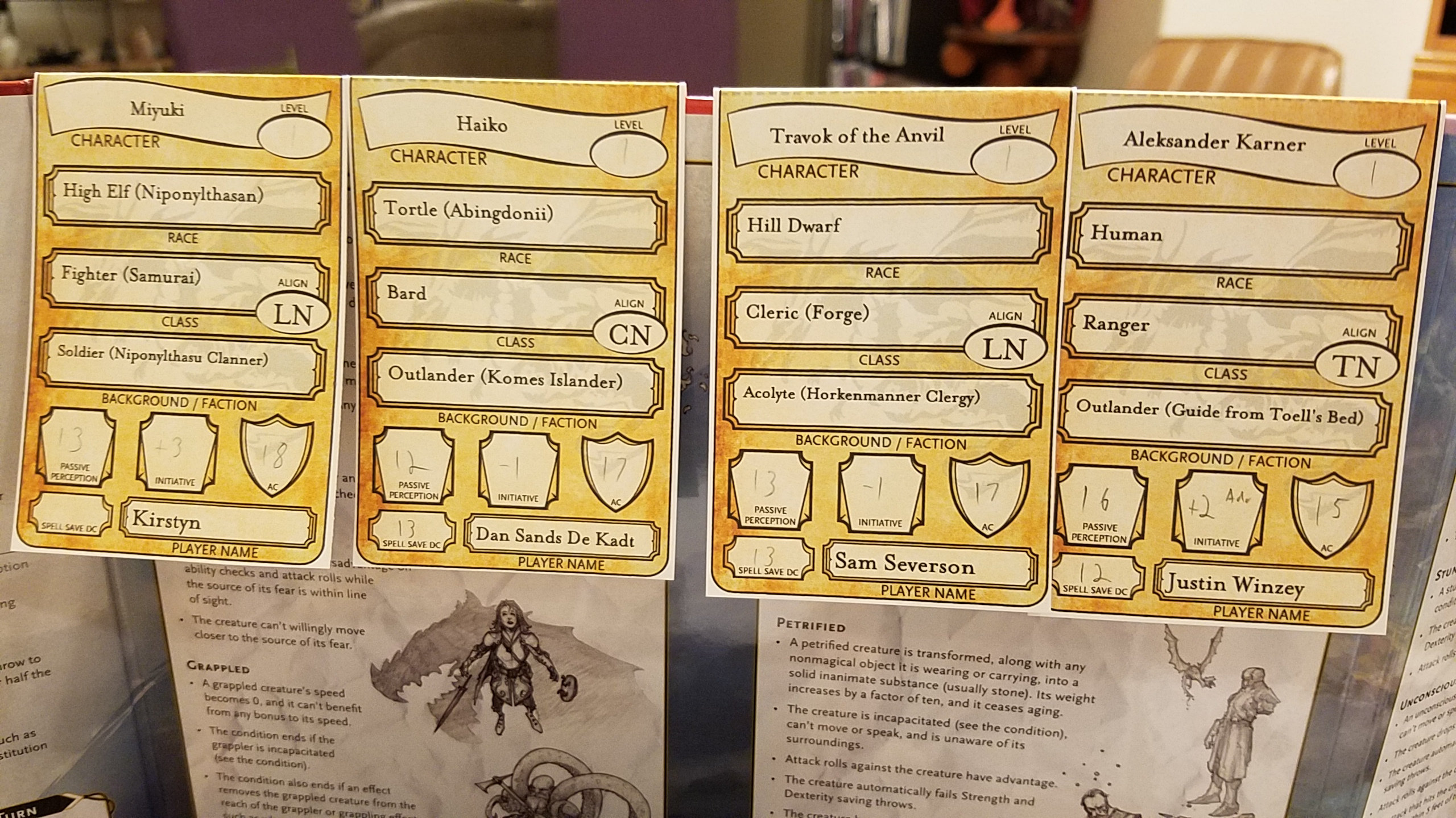 This is a graphic of Soft Printable Monster Cards 5e