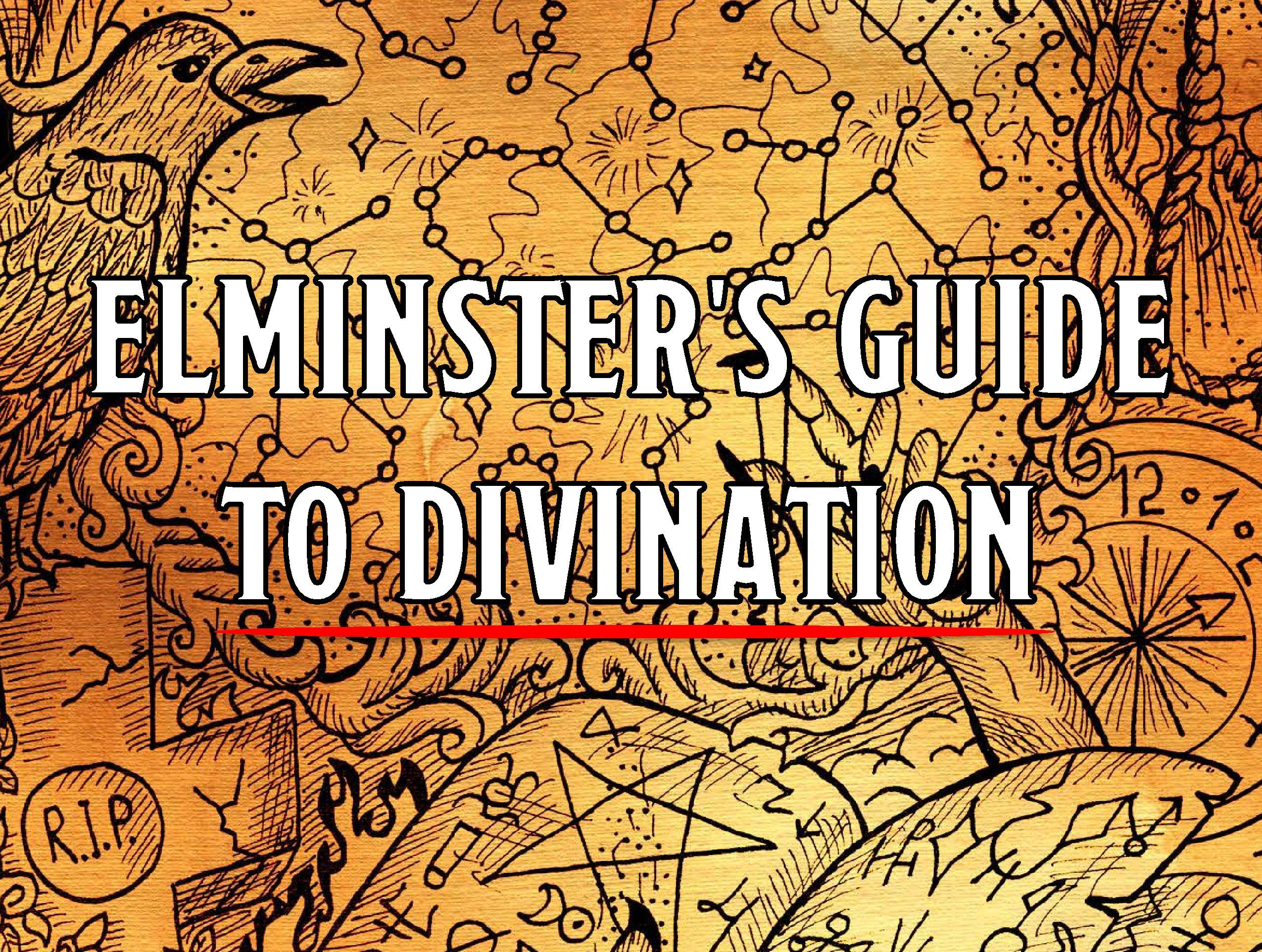 Review: Elminster's Guide to Divination – OnlyPlayWizards